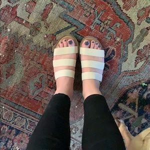 Steve Madden Glyn 3 Platform Sandal
